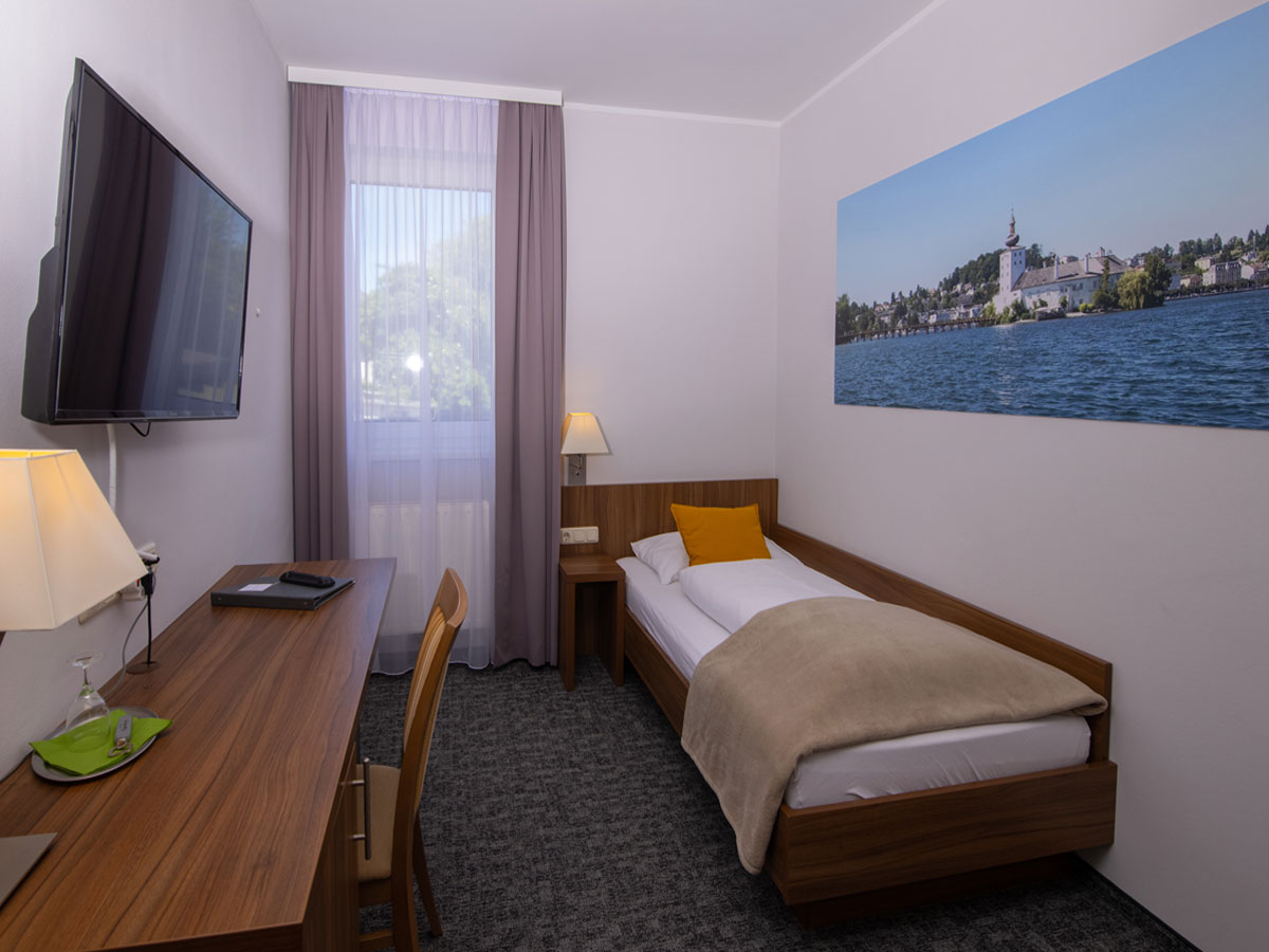 Businesszimmer in Gmunden | Seehotel im Weyer in OÖ